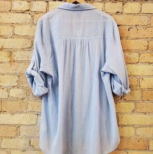 Bandolino Tops - Bandolino Rosita Light Kentucky Blue Blouse